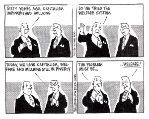 Capitalism-welfare